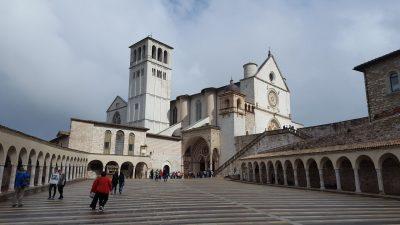 Rok milosrdenstva v Assisi a Ríme 01.05.-06.05.2016