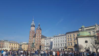 Spišská Kapitula – Wadowice – Kalwaria Zebrzydowska – Krakow