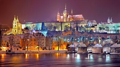 Vianočné trhy – Praha 2021
