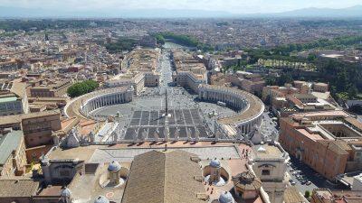 Večné mesto Rím a Vatikán II.