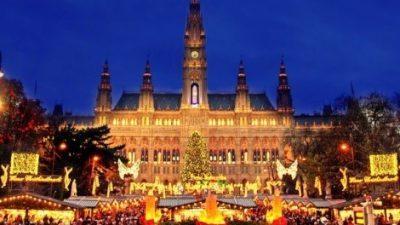 Vianočné trhy – Viedeň a Bratislava 2020